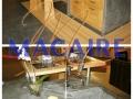 Cuisine-granit-noir-plan-de-travail-évier-design-moderne