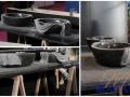 macaire-tailleur-de-pierre-Vasque-design-pierre-bleue-du-hainaut-calcaire-foncé-sculpté