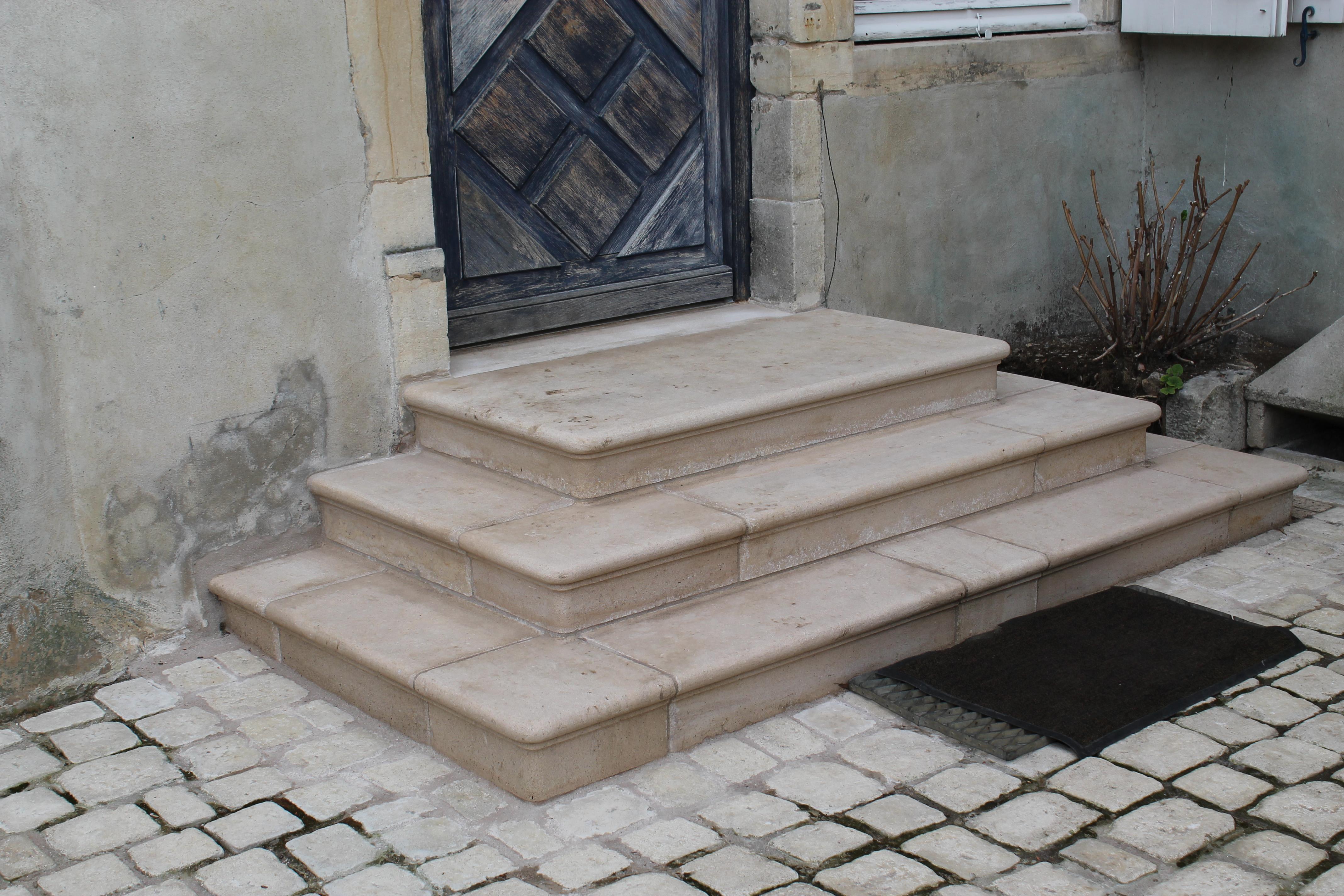 Escalier En Pierre escaliers | macaire tailleur de pierre en lorraine à favières