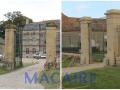 château-de-Lue-à-Haye-(57530)-restauration-muret-portail-colonnes