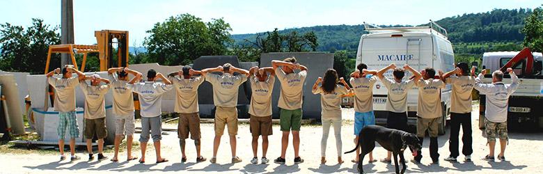 L'équipe Macaire
